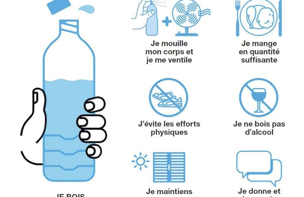 Canicule : Attention danger!
